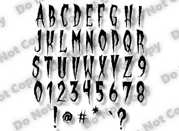 Creepy svg #12, Download drawings