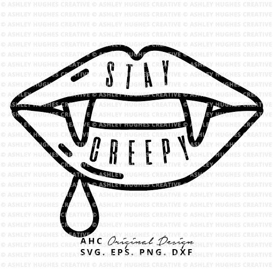 Creepy svg #15, Download drawings