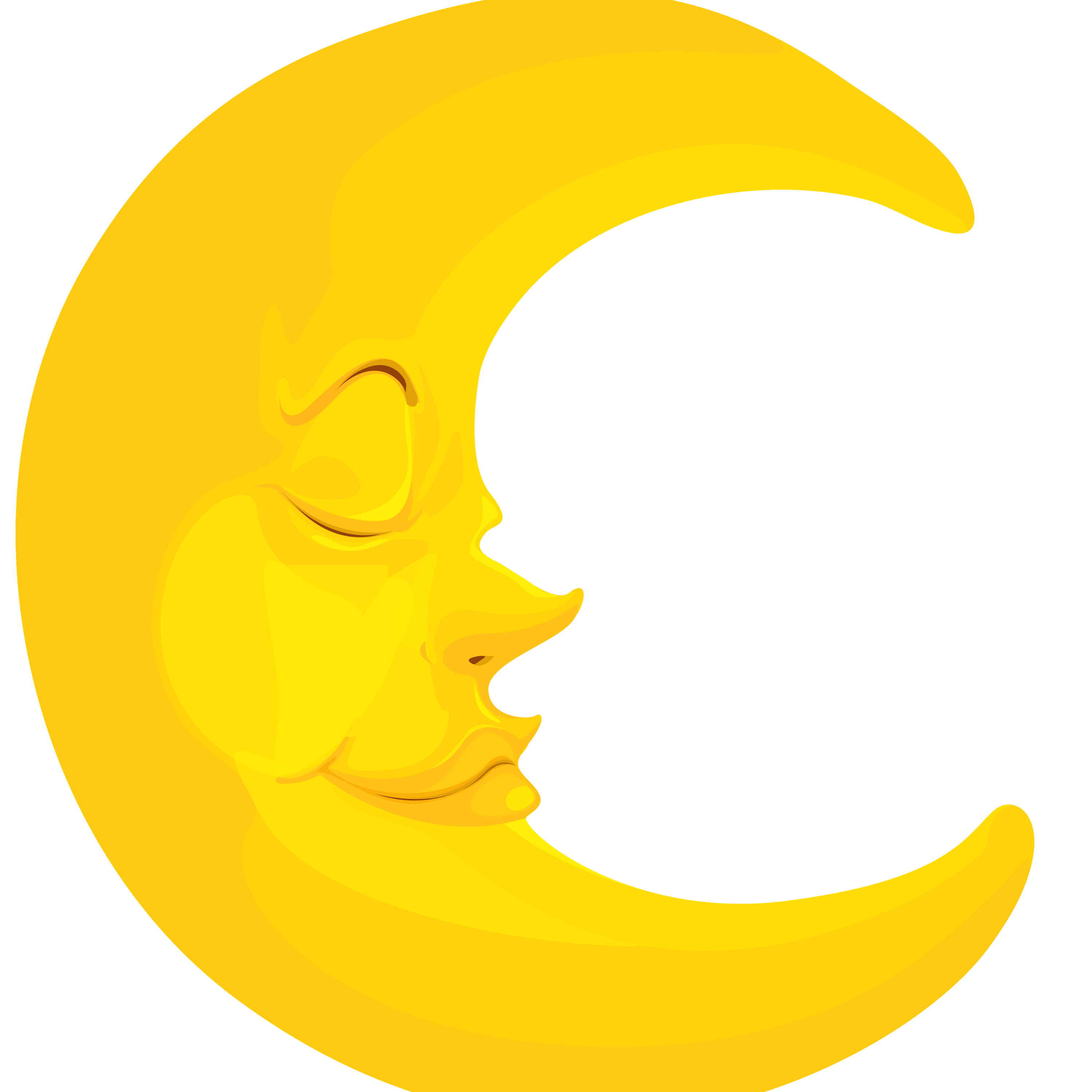 Crescent clipart #1, Download drawings