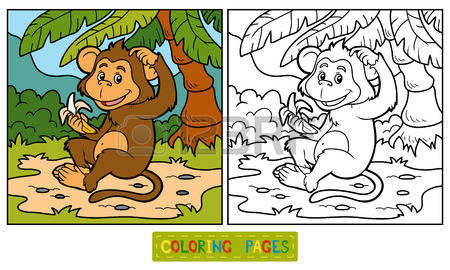 Crested Black Macaque coloring #12, Download drawings