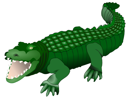 Crocodile clipart #13, Download drawings