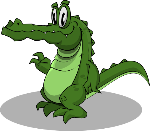 Crocodile clipart #8, Download drawings