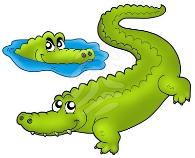 Crocodile clipart #17, Download drawings