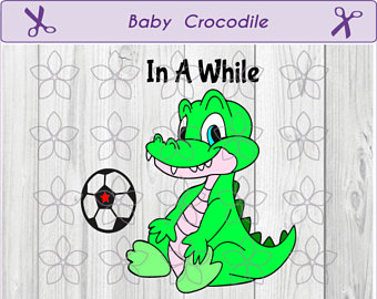 Crocodile svg #2, Download drawings
