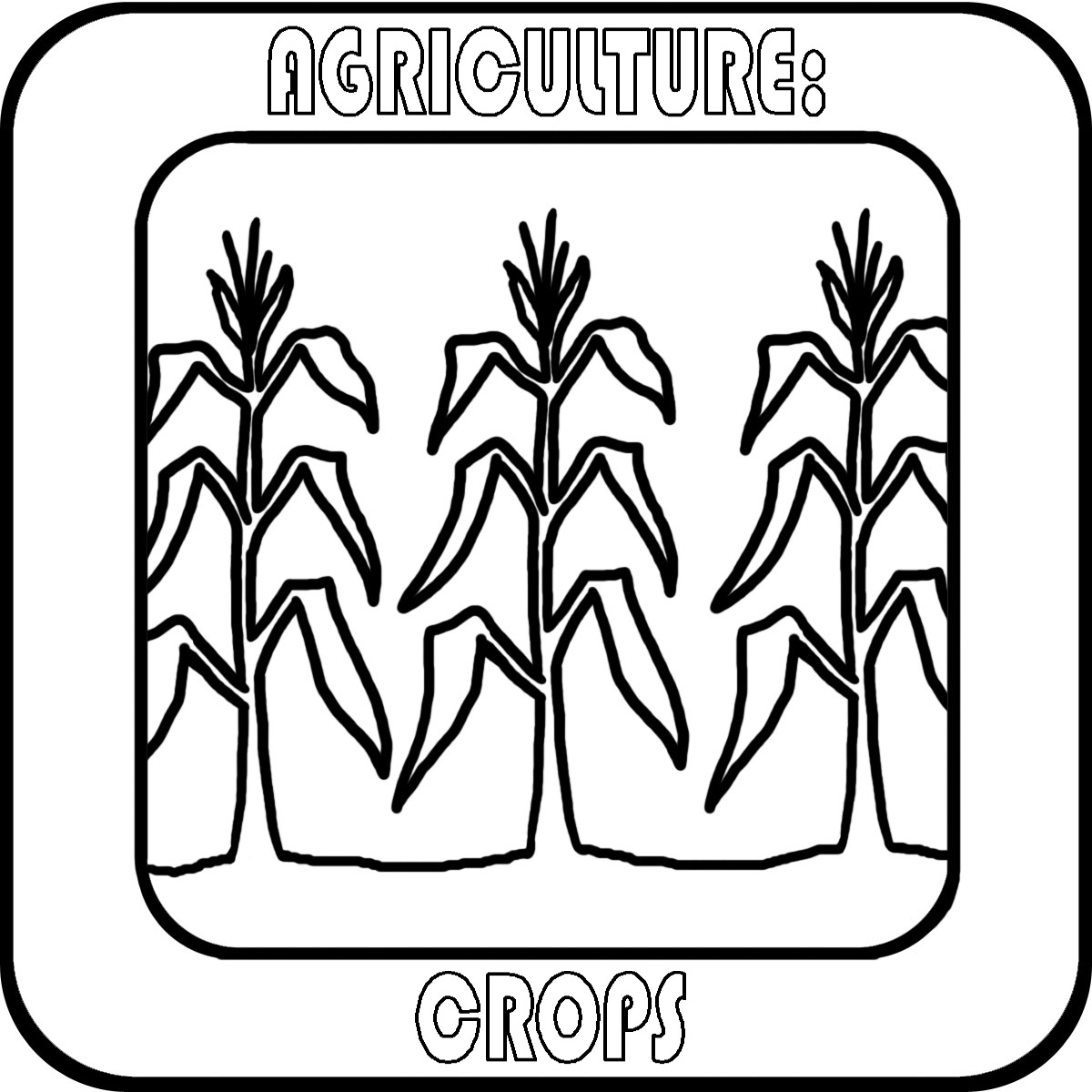 Crops clipart #4, Download drawings