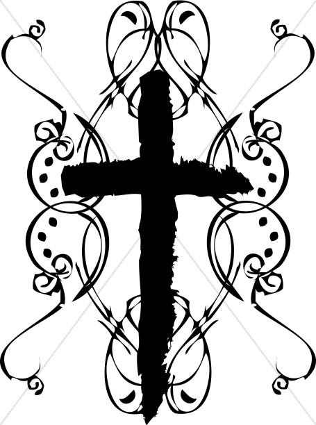 Cross clipart #4, Download drawings