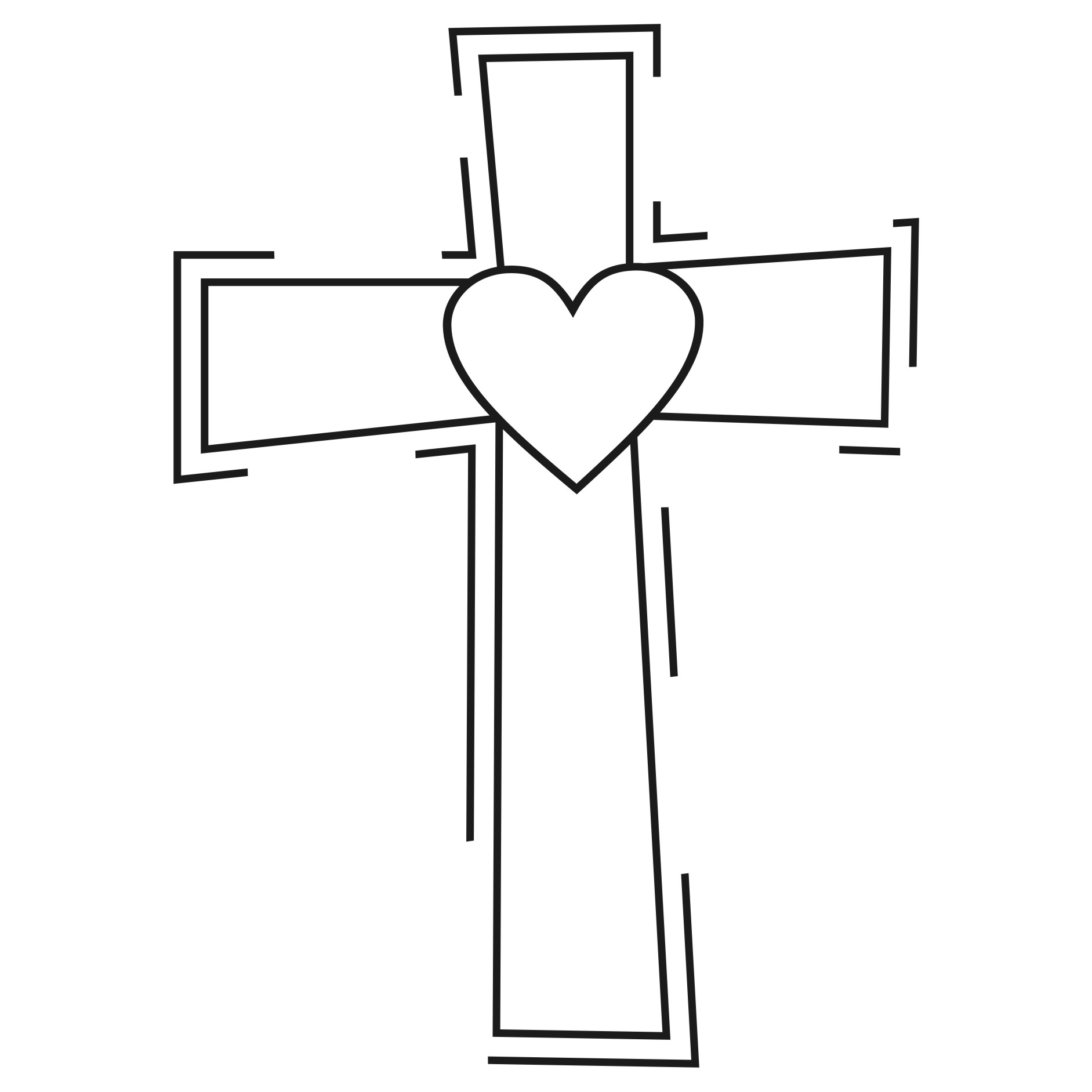 Cross clipart #14, Download drawings