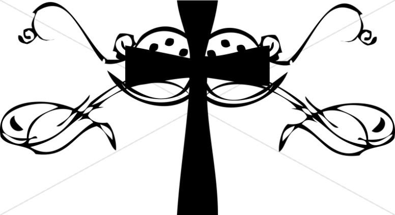 Cross clipart #5, Download drawings