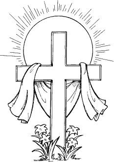 Cross clipart #1, Download drawings