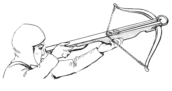 Crossbow clipart #1, Download drawings