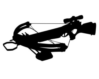 Crossbow clipart #3, Download drawings