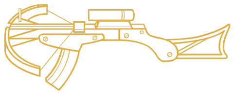 Crossbow svg #18, Download drawings