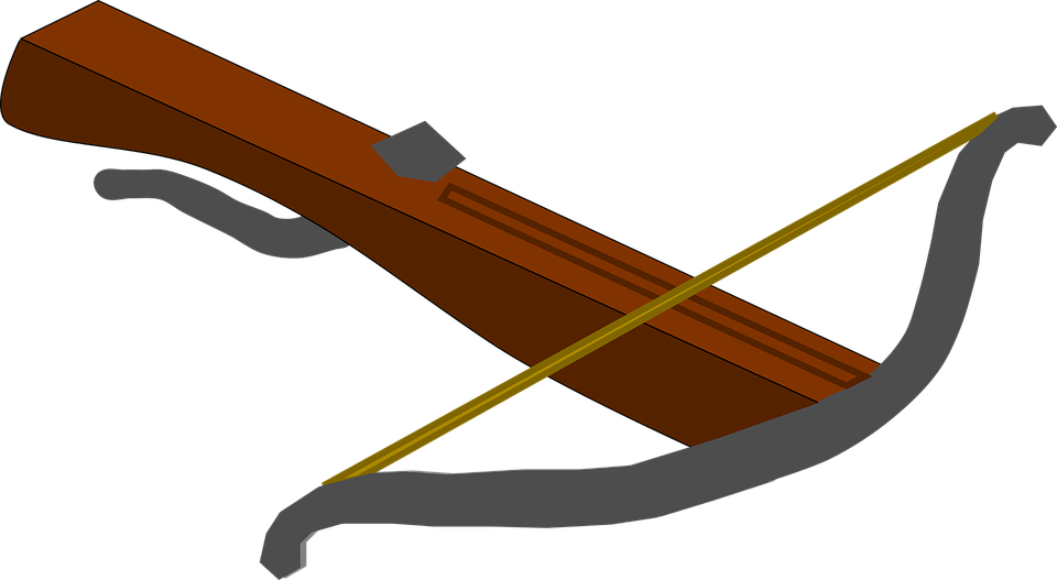 Crossbow svg #8, Download drawings