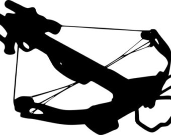 Crossbow svg #20, Download drawings