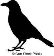 Crow clipart #16, Download drawings