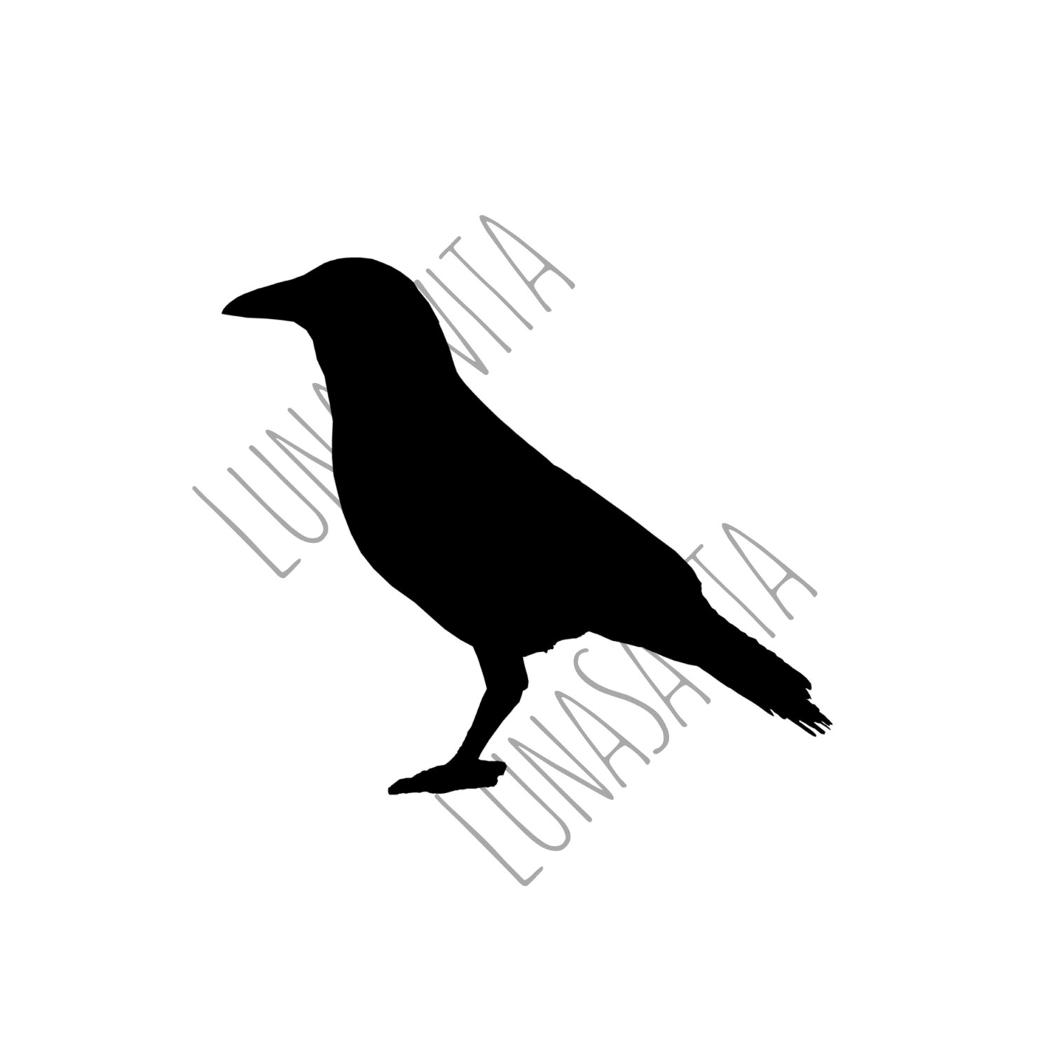 Crow svg #6, Download drawings
