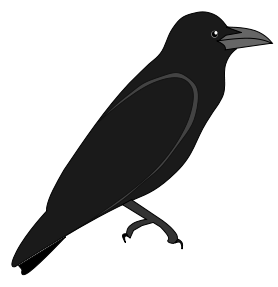 Crow svg #15, Download drawings