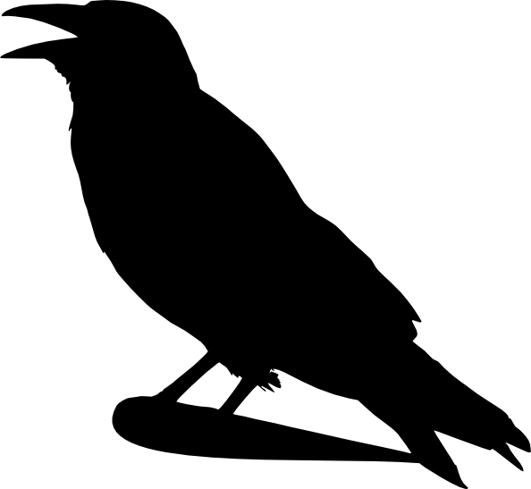 Raven svg #43, Download drawings