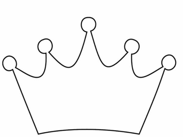 Crown clipart #1, Download drawings