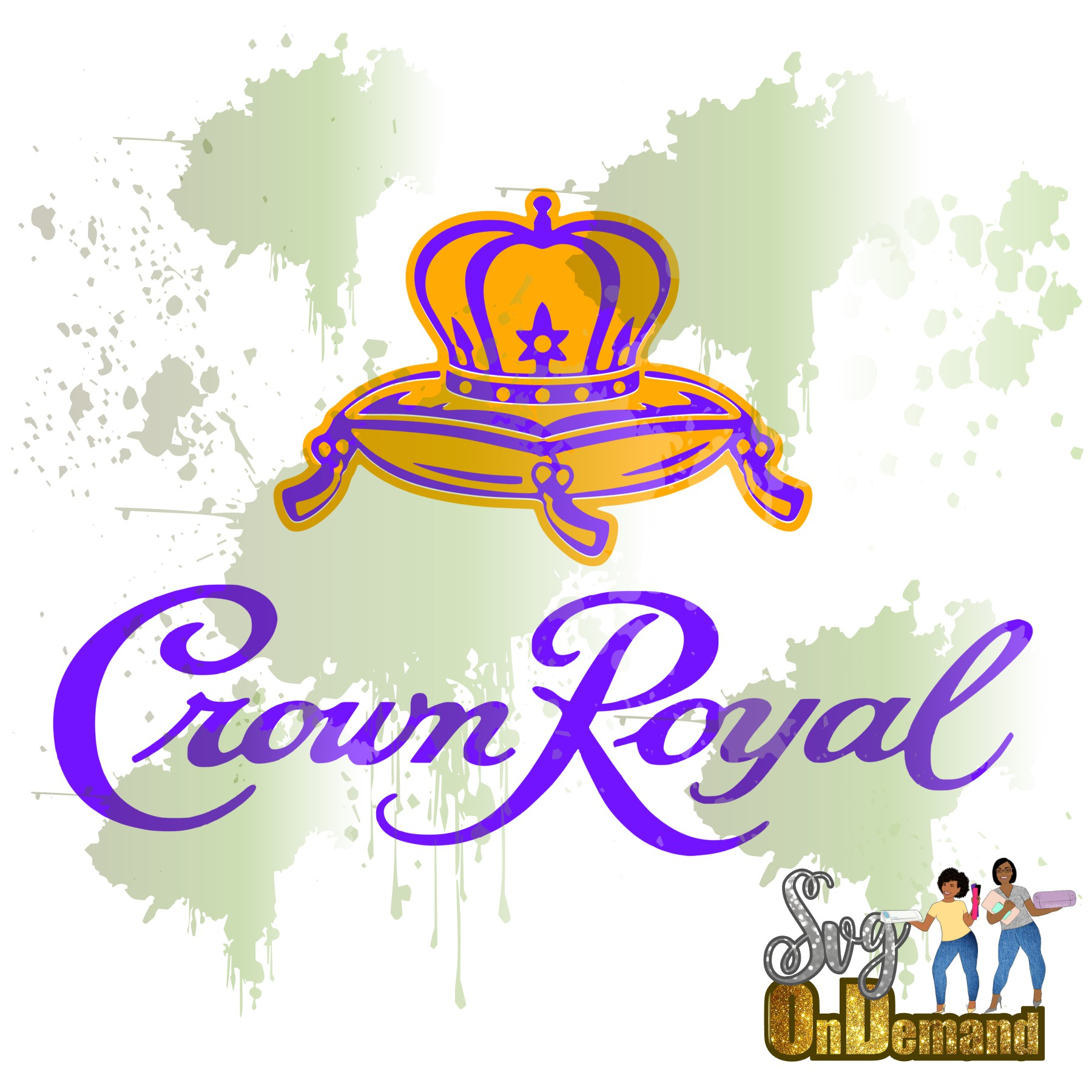 crown royal svg #1023, Download drawings