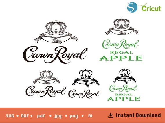 crown royal svg #1030, Download drawings