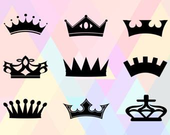 Crown svg #9, Download drawings