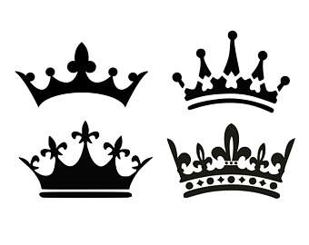 Crown svg #1, Download drawings