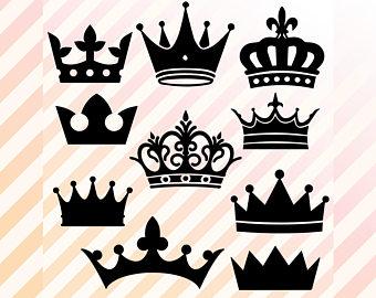 Crown svg #14, Download drawings