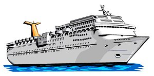 Cruise Ship clipart #6, Download drawings
