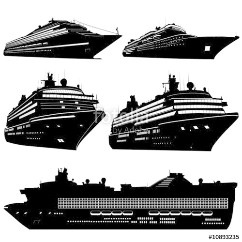 Cruise Ship svg #4, Download drawings