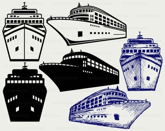 Cruise Ship svg #140, Download drawings