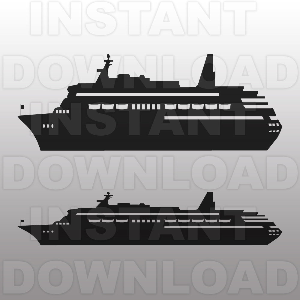 Cruise Ship svg #147, Download drawings