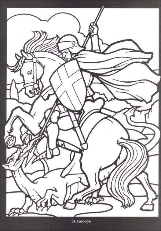 Crusade coloring #11, Download drawings