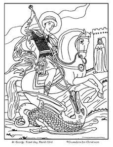 Crusade coloring #13, Download drawings