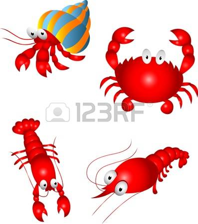 Crustacean clipart #14, Download drawings