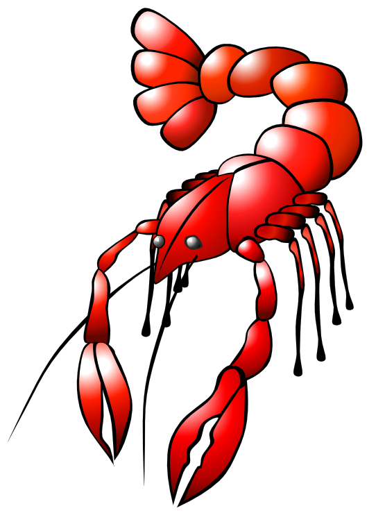 Crustacean clipart #4, Download drawings