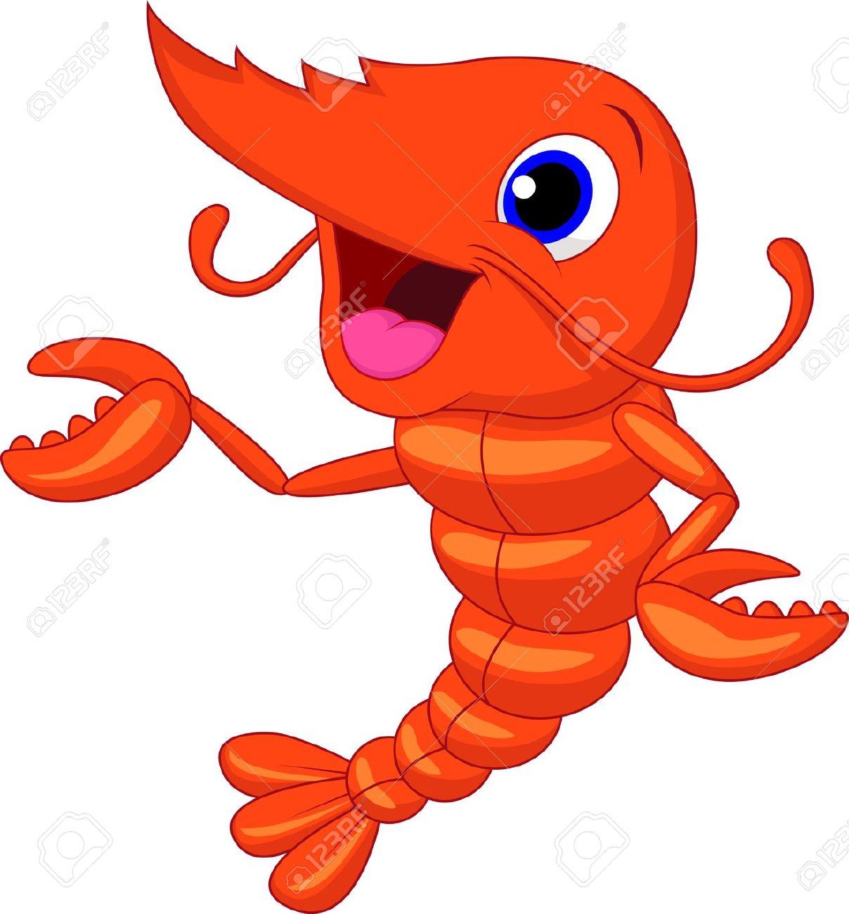 Crustacean clipart #10, Download drawings