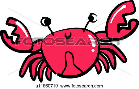 Crustacean clipart #11, Download drawings