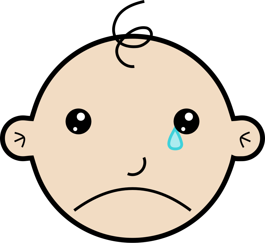 Crying clipart #13, Download drawings