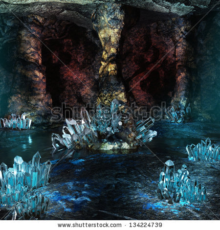 Crystal Cave clipart #10, Download drawings