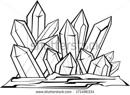 Crystal Cave clipart #1, Download drawings