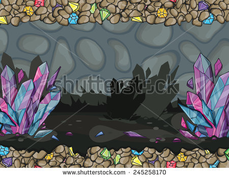 Crystal Cave clipart #17, Download drawings