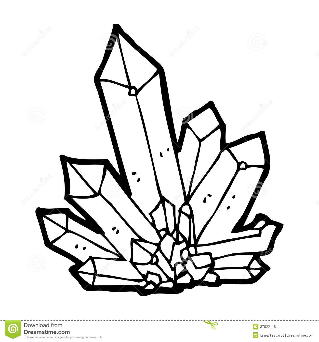 Crystals clipart #6, Download drawings
