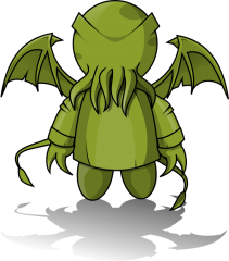 Cthulhu clipart #16, Download drawings