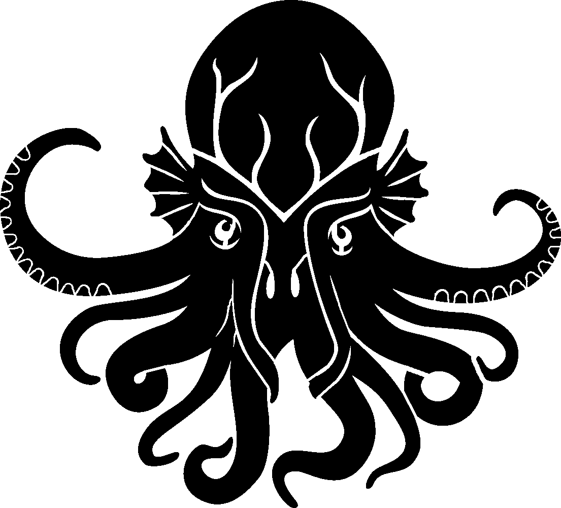 Cthulhu clipart #7, Download drawings