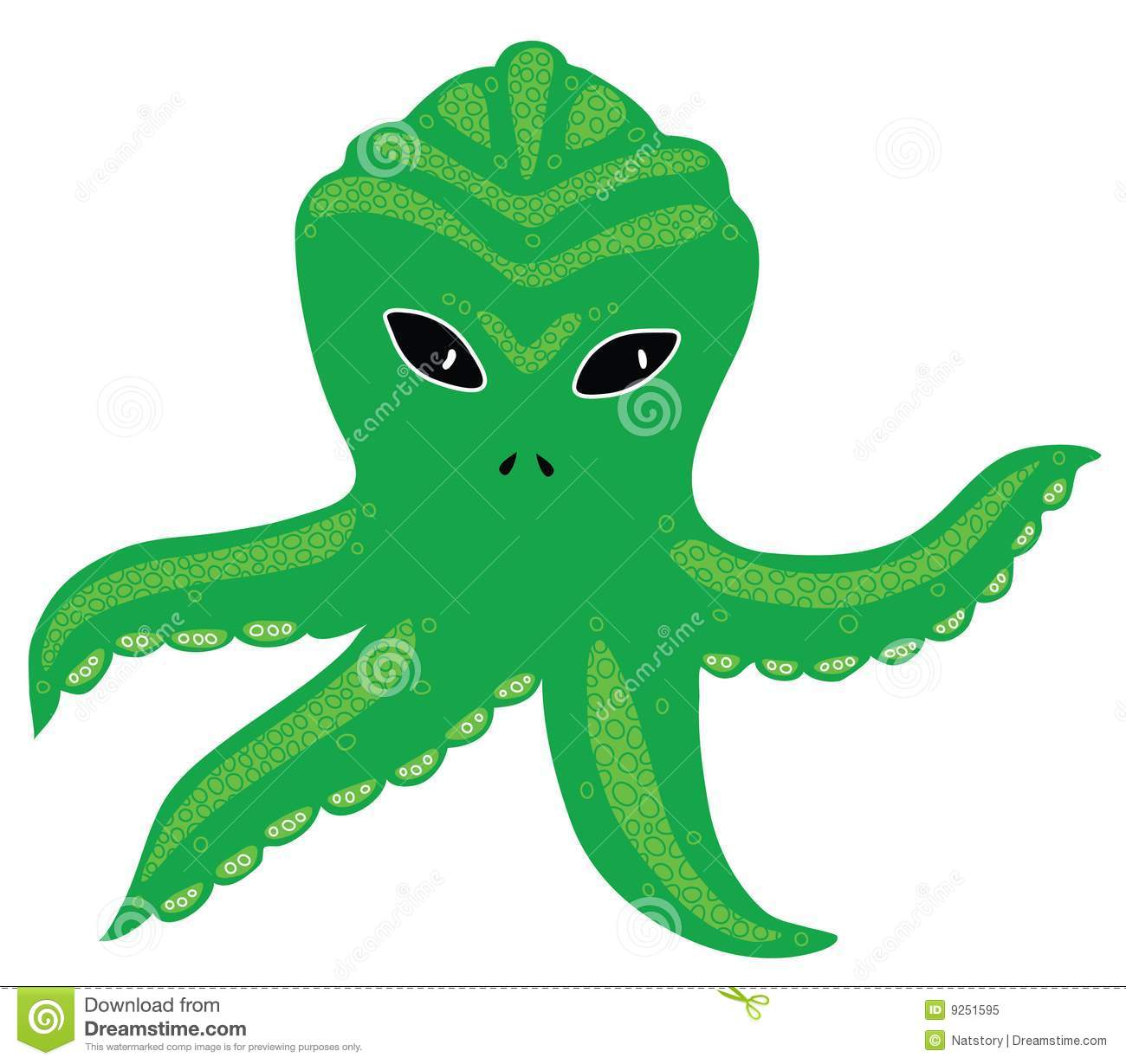 Cthulhu clipart #10, Download drawings
