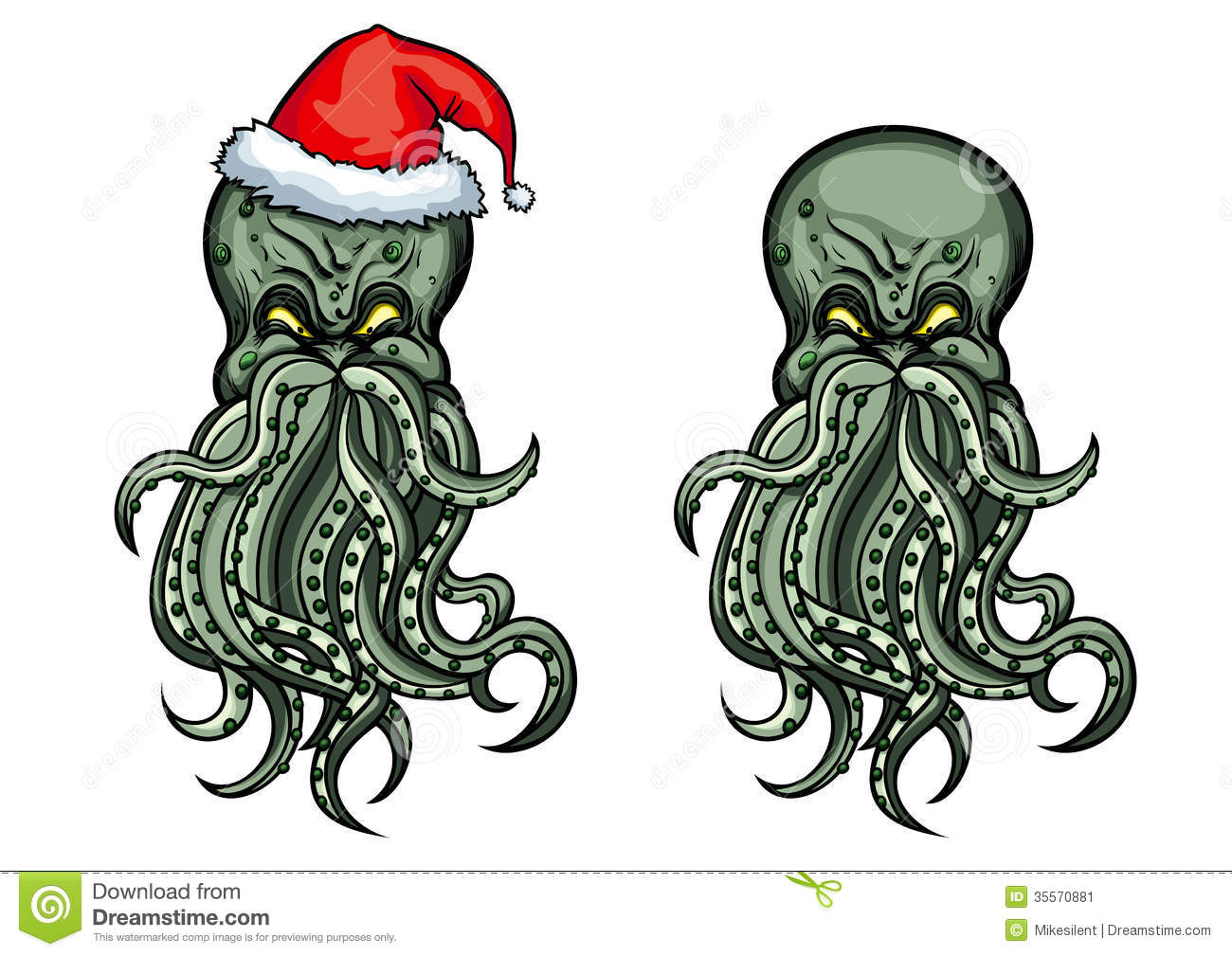 Cthulhu clipart #17, Download drawings
