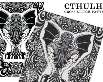Cthulhu svg #6, Download drawings