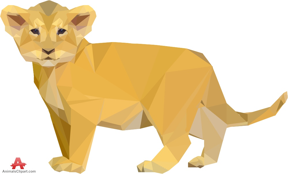 Cub clipart #1, Download drawings