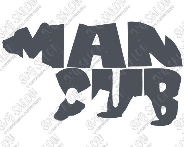 Cub svg #6, Download drawings